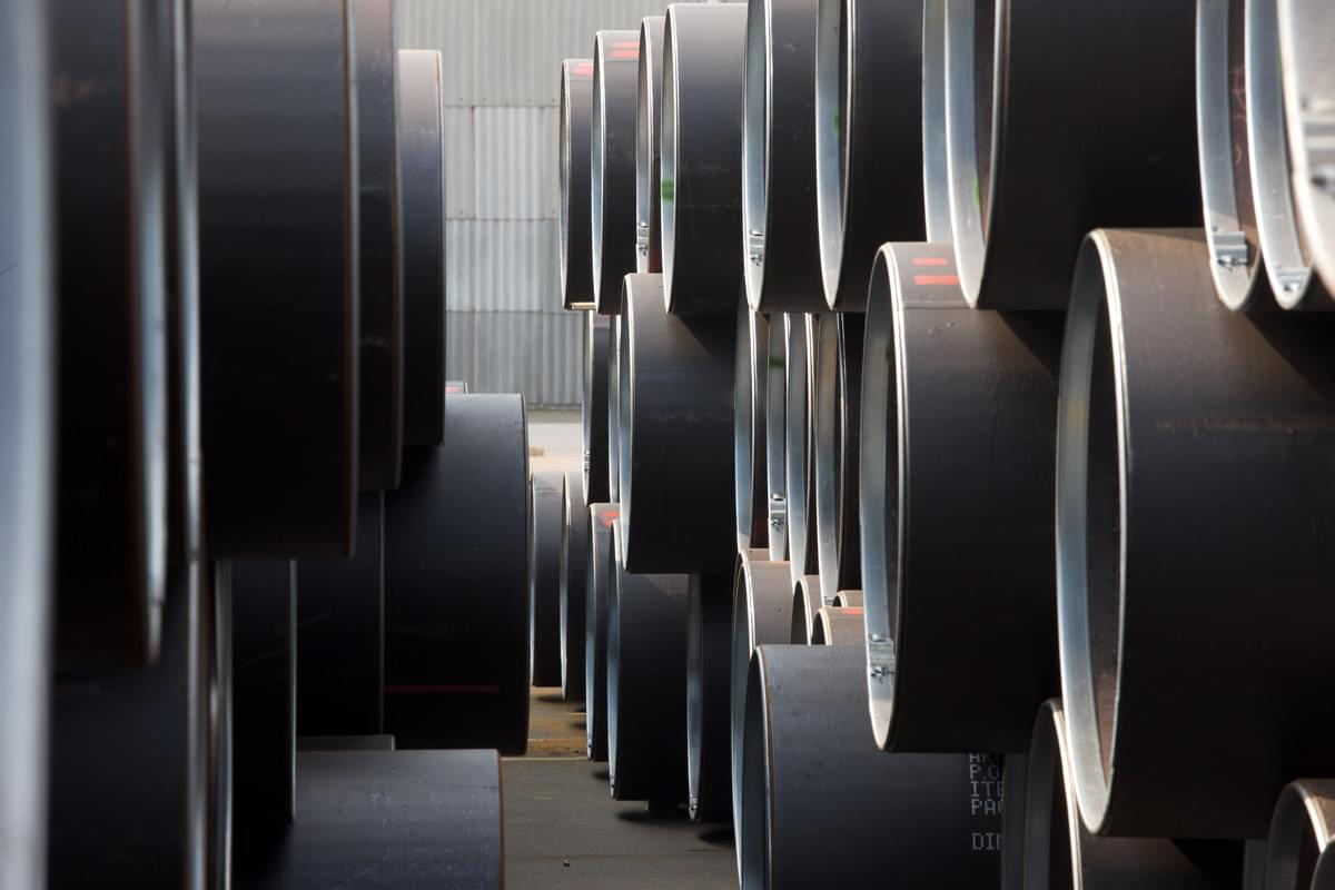 image Steel shipments